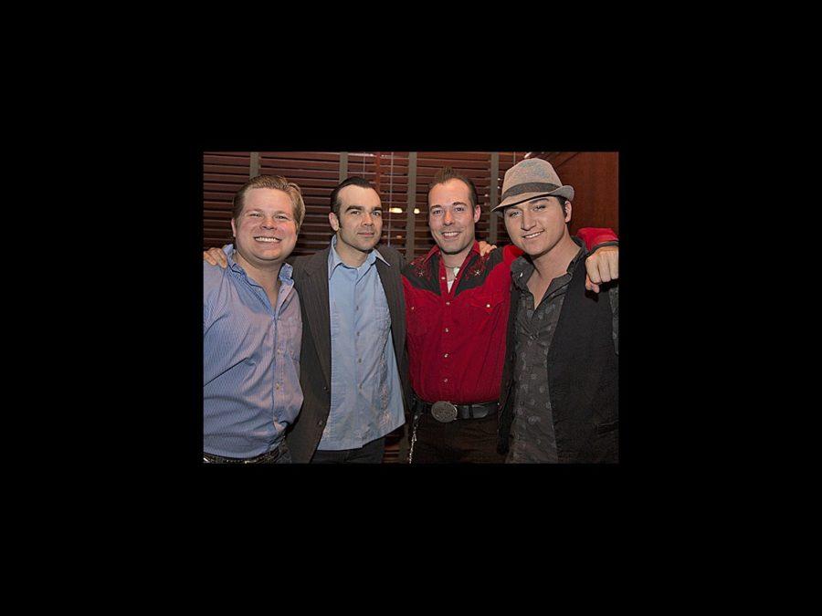 Hot Shot - John Countryman - James Barry - Scott Moreau -  Tyler Hunter - wide - 10/13