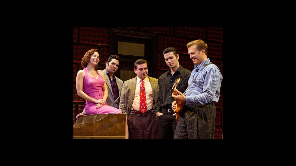 PS - Million Dollar Quartet - tour - Kelly Lamont - wide 2/12