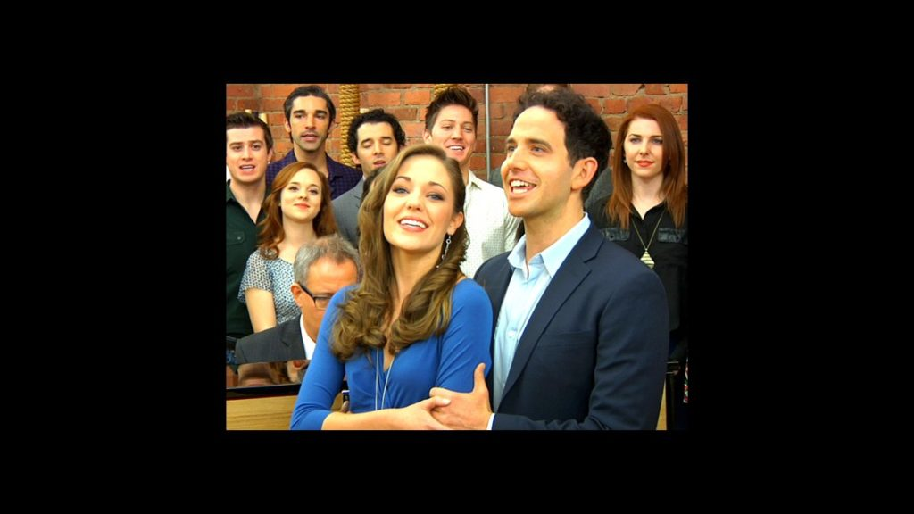 On the Scene - Cinderella Meet and Greet - Laura Osnes - Santino Fontana - wide - 1/13