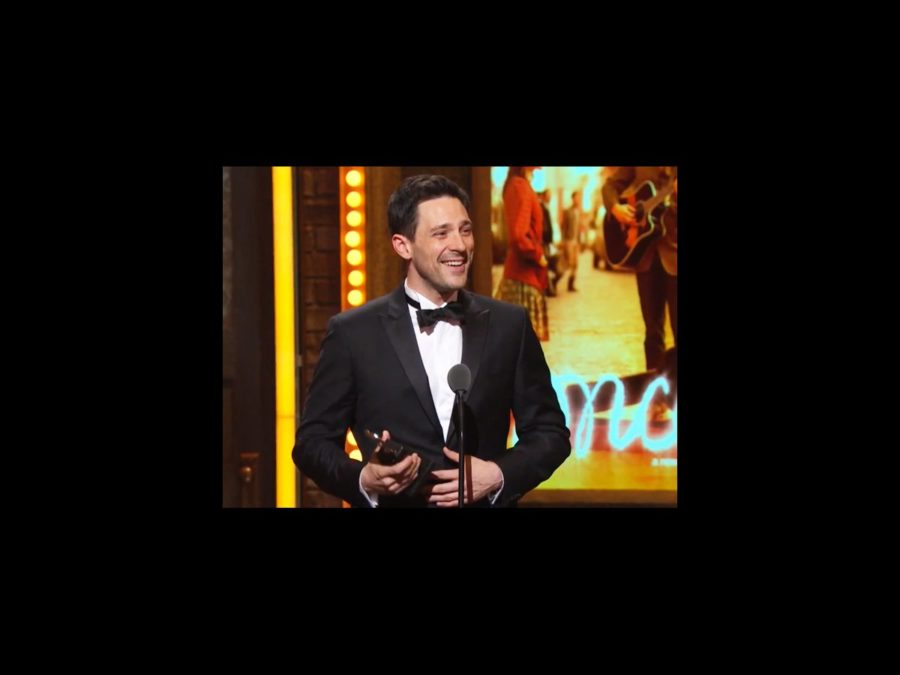 Poll Results - 2012 Tony Best Speech - Steve Kazee - wide - 6/12