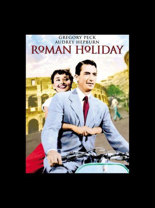 Roman Holiday -3/15