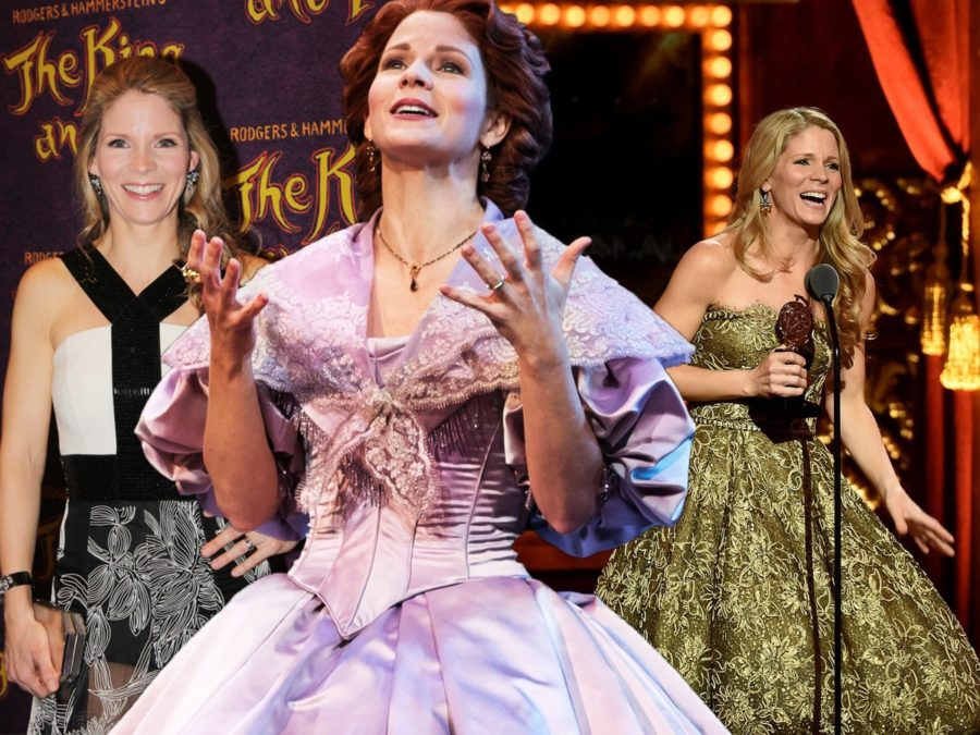 EXIT INTERVIEW - Kelli O'Hara - Bruce Glikas - Paul Kolnik -  Theo Wargo/Getty Images