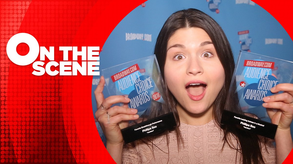 Still - On the Scene - Broadway.com Audience Choice Awards