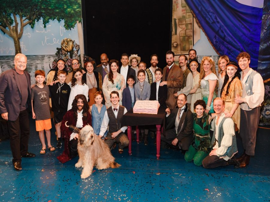 Finding Neverland 500 Shows - Emilio Madrid-Kuser - 6/16