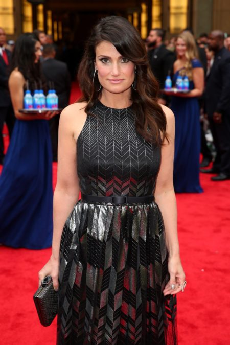 Idina Menzel - Getty - photo - (Photo by Joe Scarnici/Getty Images for FIJI Water) - 9/16