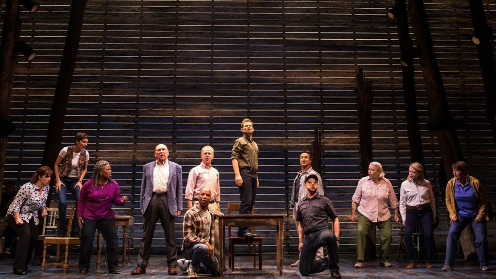 PS - Come from Away - 2/17 - photo by Matthew Murphy