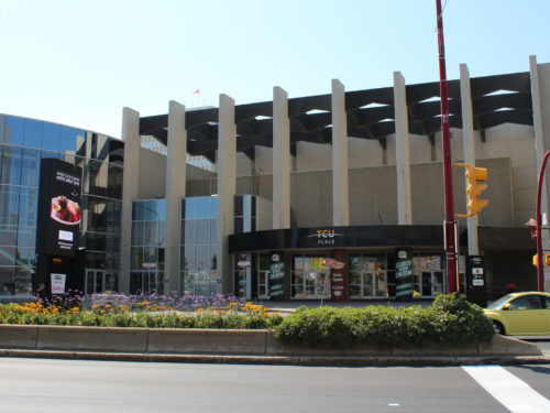TCU Place